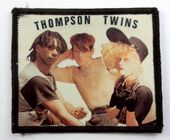Thompson Twins - 'Group Pose' Photo Patch